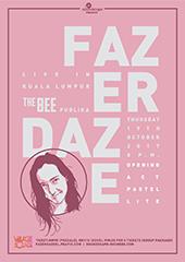 Fazerdaze Live in Malaysia 2017 - SOUNDSCAPE RECORDS