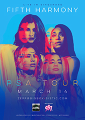 Fifth Harmony Live in Singapore 2018 - LAMC PRODUCTIONS