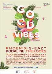 Good Vibes Festival, Malaysia 2017 - FUTURE SOUND ASIA