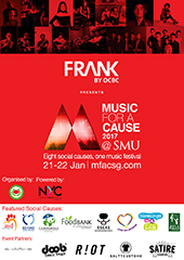 Music For A Cause 2017