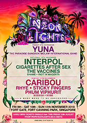 Neon Lights Festival Singapore - NEON LIGHTS PTE LTD