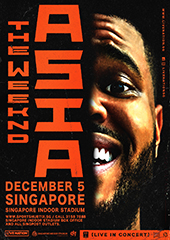 The Weeknd Live in Singapore - LIVE NATION SINGAPORE